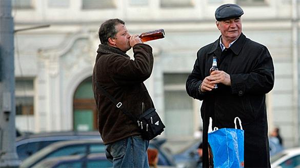 Тверь ограничивает время продажи алкоголя: только до 22:00. алкоголь, спирт, пиво, пьяницы