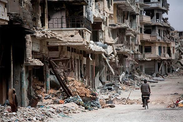 Ливию сожрали, но Сирией подавятся