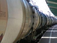 На Урале сошел с рельсов грузовой поезд