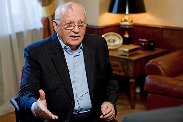 В Лондоне нашли письма Горбачева с просьбами о помощи