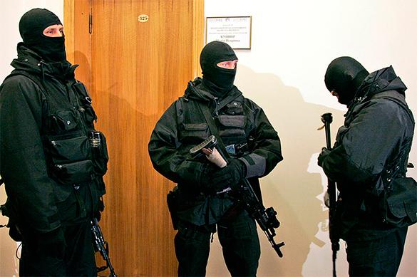 ФСБ пришла собысками в кабинет петербургских саентологов