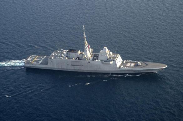 Новейшие фрегаты ВМС Франции опозорились при ударе по Сирии. 386071.jpeg