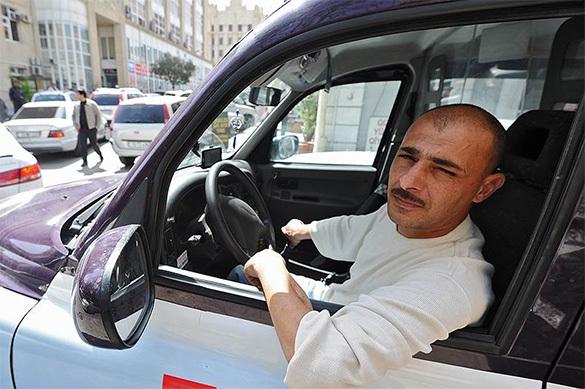 Пощадили: приезжих водителей такси, маршруток и фур оставят за