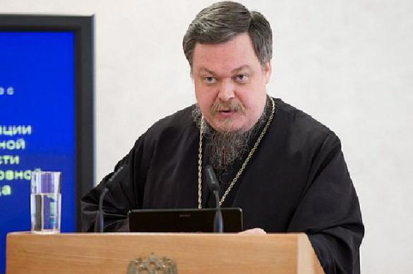 Порошенко может быть отлучен от православия и предан анафеме. 394072.jpeg