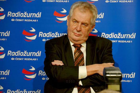 Президент Чехии заявил о необходимости децентрализации власти на Украине. 401072.jpeg