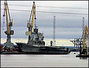 Торг с индусами за русский мини-авианосец отложен до ноября