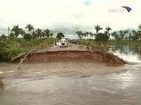 От наводнений в Западной Африке пострадали более полумиллиона