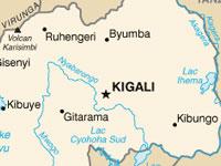 Самолет протаранил зал ожидания в аэропорту столицы Руанды