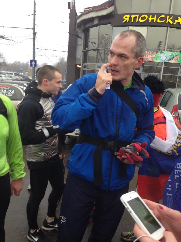 1700 километров бегом до Сочи: Известный марафонец стартовал из Москвы. 288074.jpeg