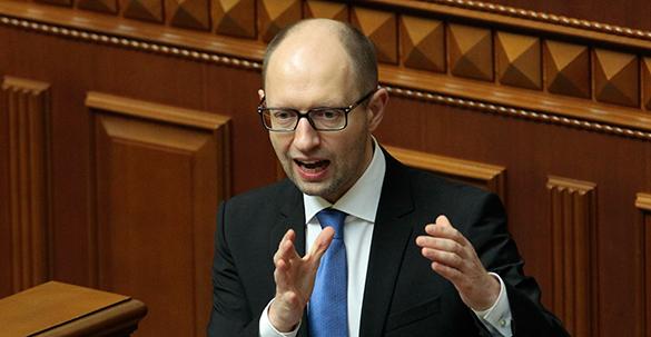 Яценюк планирует запретить транзит российского газа в Европу. 295074.jpeg