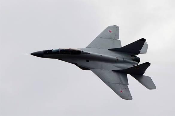 МиГ-29 мог разбиться из-за неисправной автоматики двигателя - эксперт. МиГ-29
