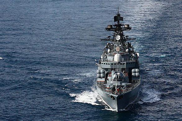 Весь Северный флот вышел в море по боевой тревоге. 388074.jpeg