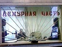 В Петербурге совершен вооруженный налет на АЗС