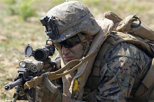 Военные НАТО вошли в Сирию с целью помешать правительственным си