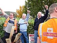 Британские почтальоны готовятся к новым забастовкам