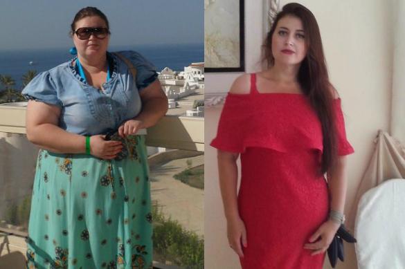Девушки похудевшие от занятий сексом