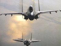 Два британских истребителя потерпели крушение