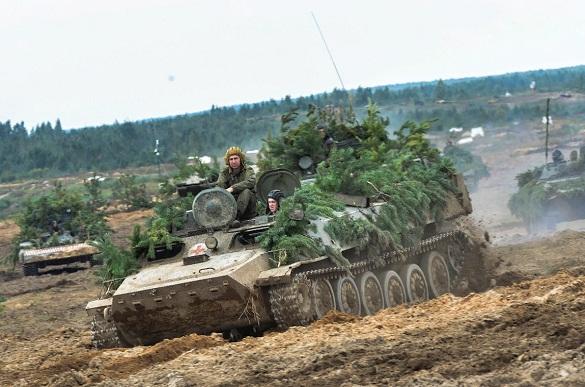 Президент Республики Беларусь объявил обокончании военных учений «Запад-2017»