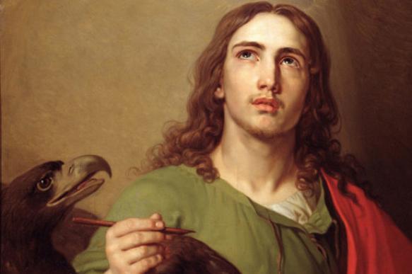 Апостол Иоанн: раскрыть Бога через слово. 393077.jpeg