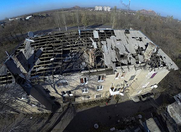 Донбасс: режим  прекращения огня нарушен, Киев вновь начал войну. 303078.jpeg