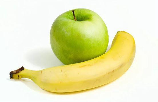 Секрет похудения не в диетах, а в системе. фрукты