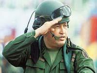 Алло, президент Чавес слушает!