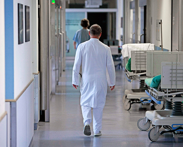 В удмуртском диспансере ради выполнения плана в туберкулезники