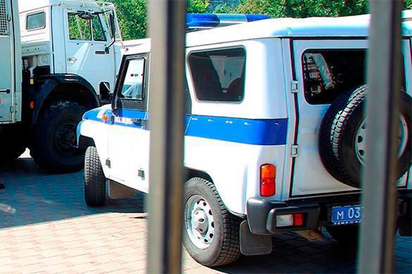 Полиция разыскала фигуранта дела о гонках на Gelandewagen