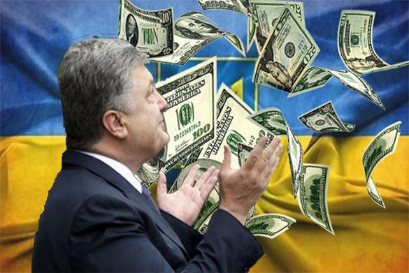 Киев намерен получать от ЕС по пять миллиардов евро ежегодно. Киев намерен получать от ЕС по пять миллиардов евро ежегодно