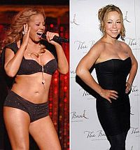 Раздельное питание помогло певице похудеть на 10 кг за полгода.