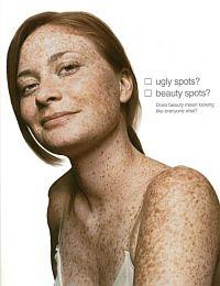 Цвет нашей кожи зависит от того, сколько в ней меланина. Если на
