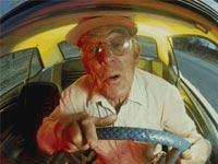 Самый аккуратный водитель никогда не сдавал на права