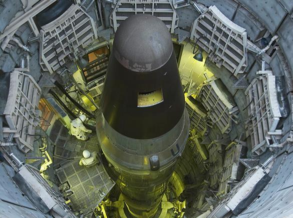 США не намерены увеличивать атомное оружие в Германии