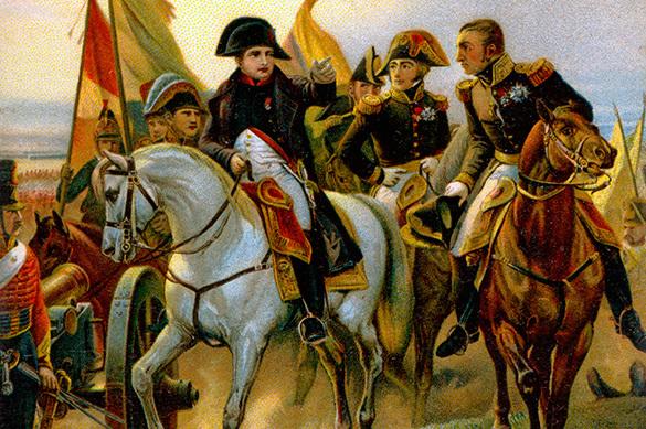 Ученые: солдаты армии Наполеона питались кукурузой и просом