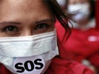 Здоровым людям новый грипп не страшен