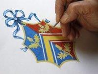 Невеста принца Уильяма обзавелась собственным гербом. gerb