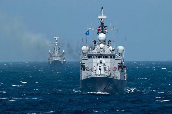 НАТО нервничает из-за российско-китайских учений в Балтийском мо