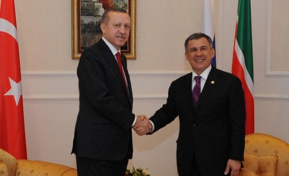 Татарстан — Турция: почему Эрдоган называет Минниханова