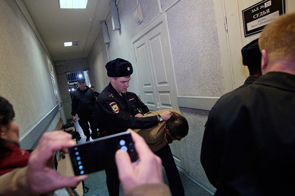 В Петербурге арестован первый подозреваемый в пособничестве терр