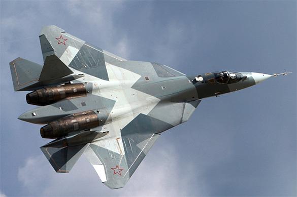 Т-50 сделают убийцей флота НАТО