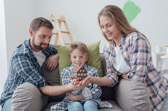 Льготы на ипотеку, если вы счастливый обладатель малыша. 396082.jpeg