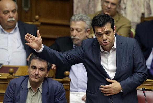 Греческие министры готовы к отставкам