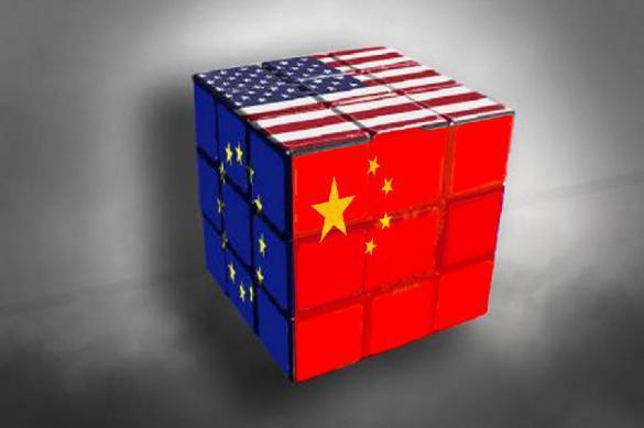 """""""Трусливый"""" ЕС решился на войну с Китаем и Россией. Трусливый ЕС решился на войну с Китаем и Россией"""