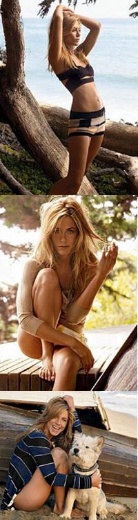 Недавно Vogue назвал Дженнифер Энистон обладательницей лучшей в