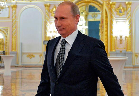 Президент. Президент России Владимир Путин
