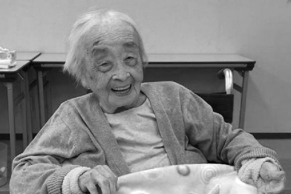 Пережила пенсию: умерла самая старая женщина Земли. 390084.jpeg