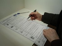 Избирательные бюллетени могут отрастить себе