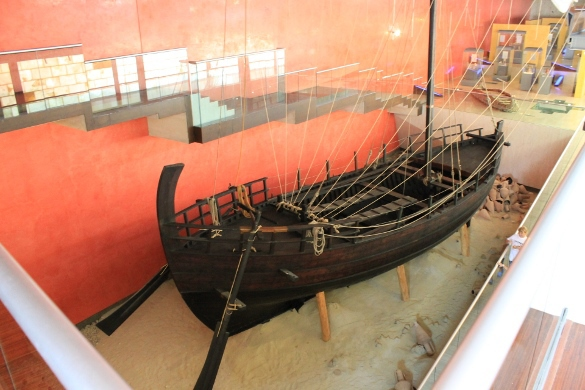 Кипр: Морской музей из Святого леса. Вот она - Кирения II
