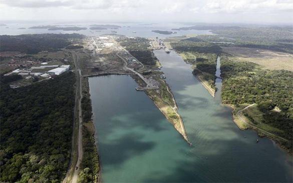 Бразилия и Китай разрушат монополию Панамского канала. 320085.jpeg