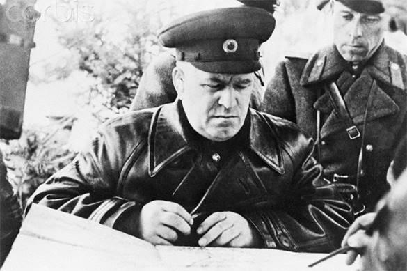 Пока украинцы валят Ленина, Франция устанавливает памятник Жукову. 322085.jpeg